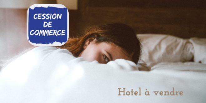 hôtel à vendre
