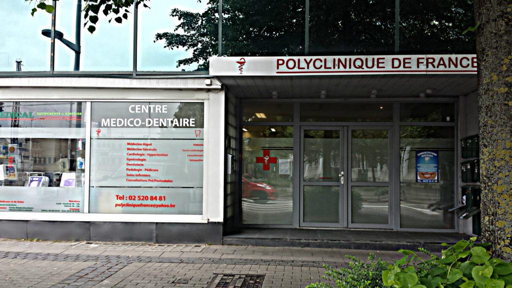 Centre médico-dentaire à remettre à Bruxelles (Anderlecht)