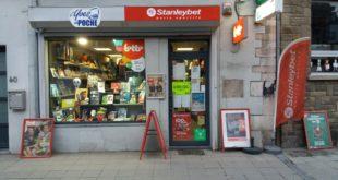 librairie à remettre Verviers
