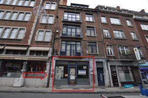 commerce à louer à Namur