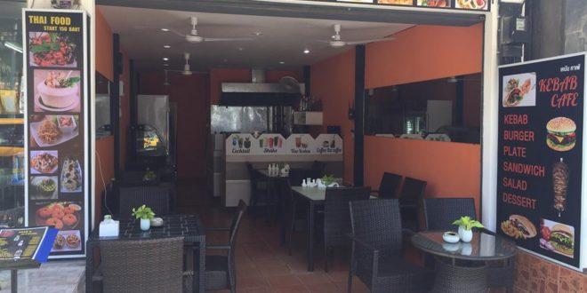 snack restaurant à vendre à Koh Samui