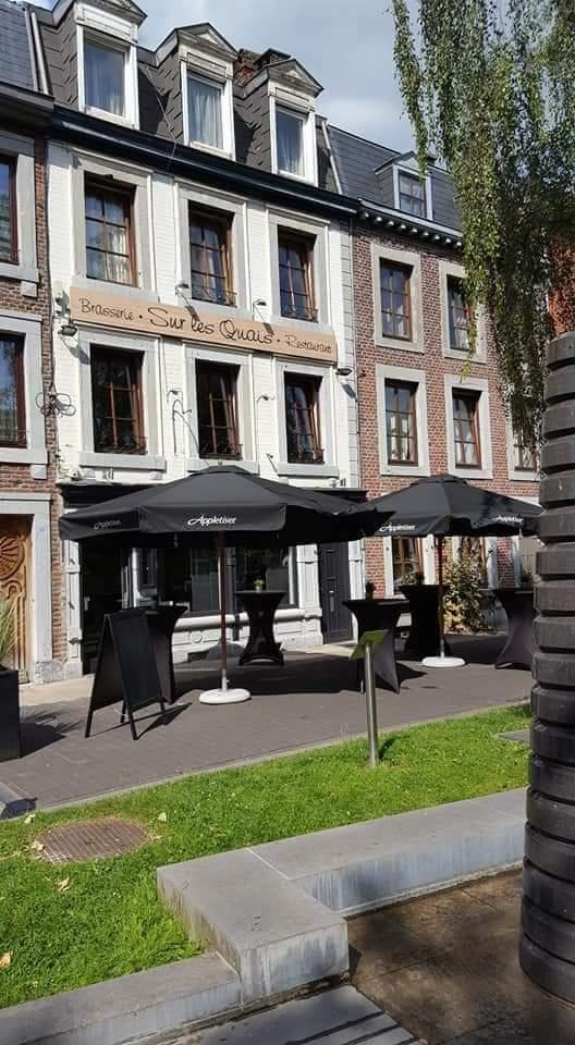 Brasserie-restaurant en parfait état à remettre à Verviers. Renovée en 2018