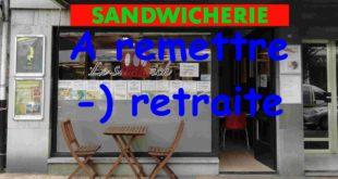 sandwicherie à remettre Ans