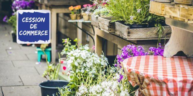 boutique de fleurs a remettre