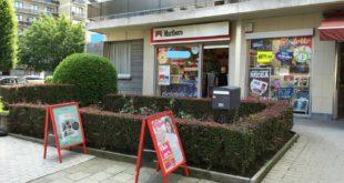 librairie à remettre à Bruxelles