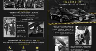 société taxi à vendre