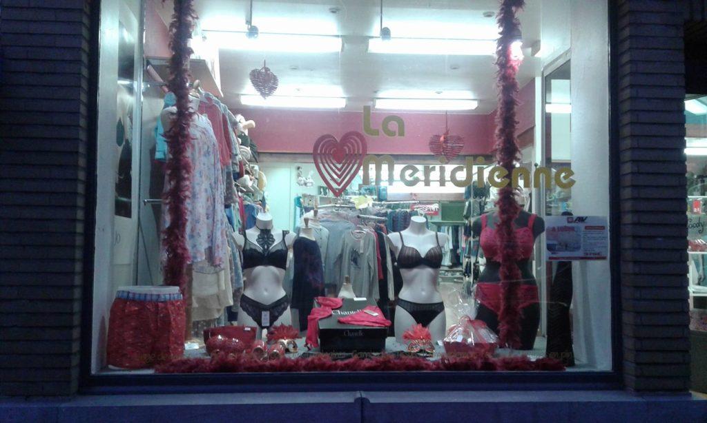 Boutique de lingerie et linge de nuit à remettre à Leuze