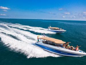 Koh Samui / Thailande : Entreprise de location de Speed Boat