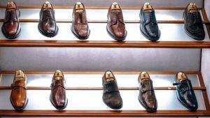 magasin de chaussures italiennes à remettre Bruxelles