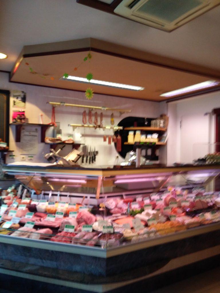 Boucherie charcuterie à remettre - région de Liège