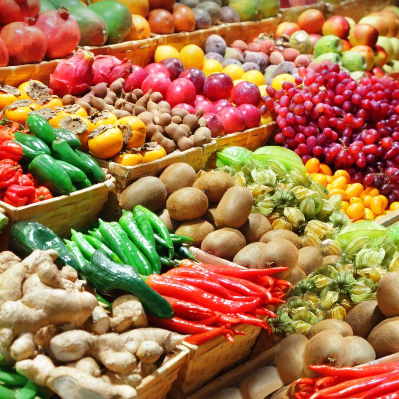 Commerce fruits et légumes gros et détails à remettre - Hainaut