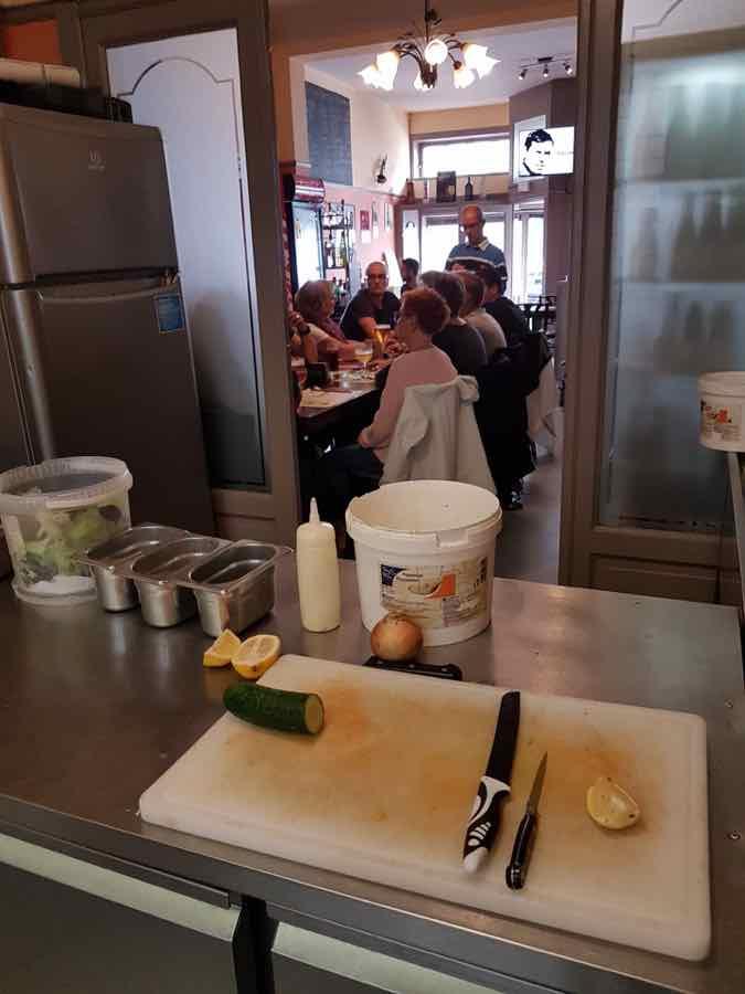 Brasserie restaurant à remettre à Bruxelles centre