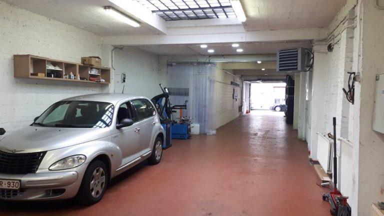 garage mécanique à vendre bruxelles