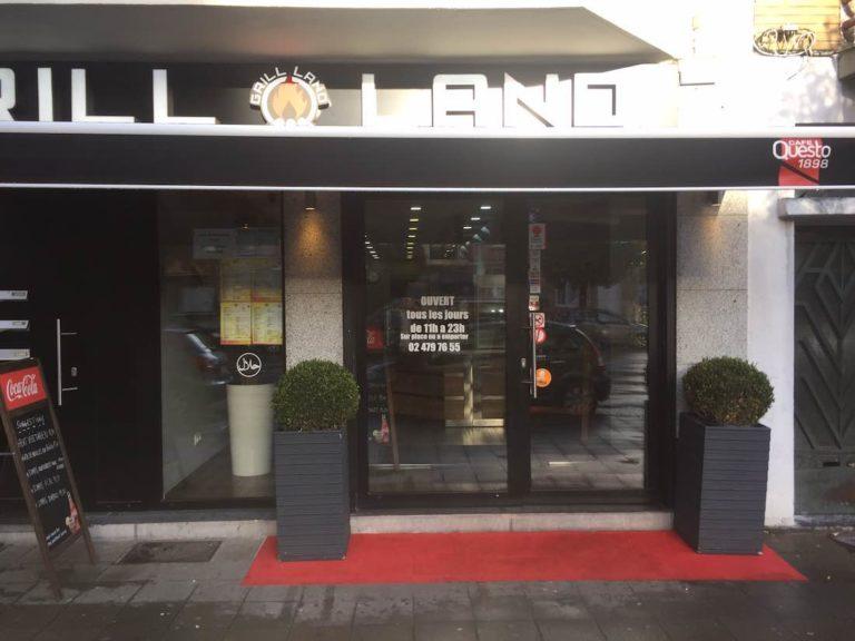 grill restaurant à remettre Bruxelles