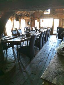 société avec 2 restaurants à céder Durbuy