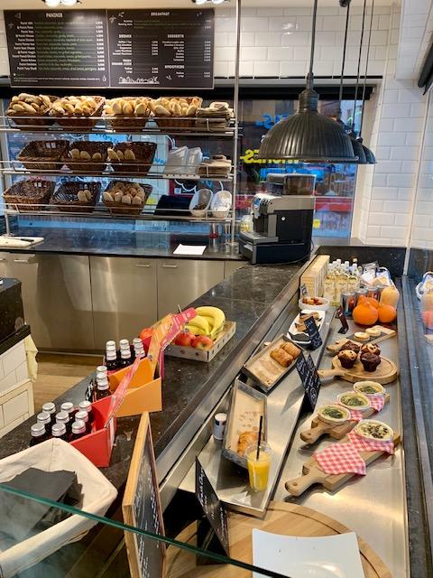 Sandwicherie à remettre Sainte Catherine 1000 Bruxelles - localisation AAA