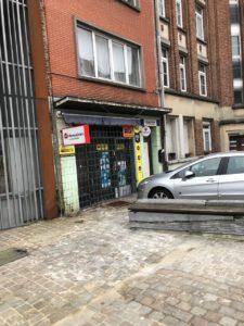 commerce à louer rue de liverpool