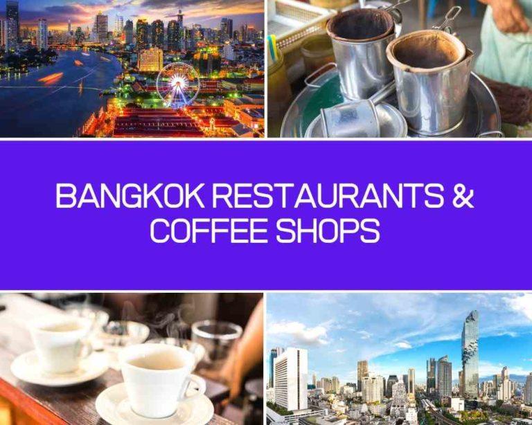 restaurants à vendre Bangkok