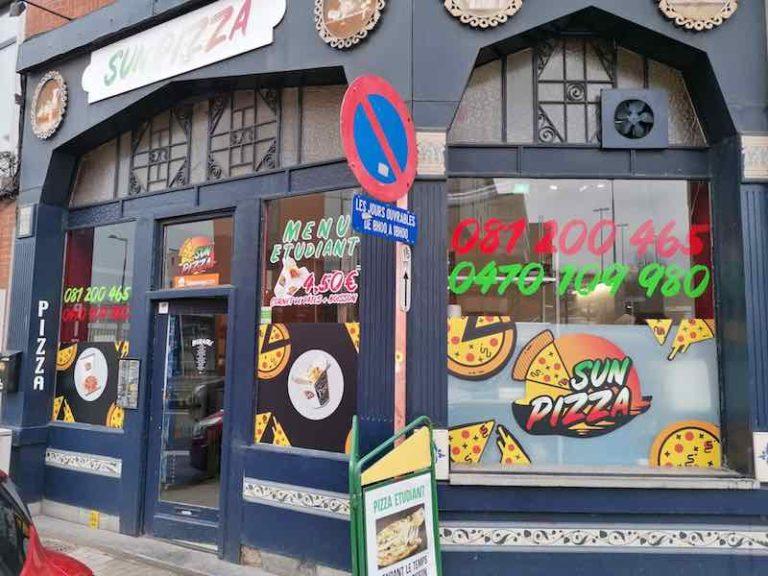 pizzeria à remettre à Namur