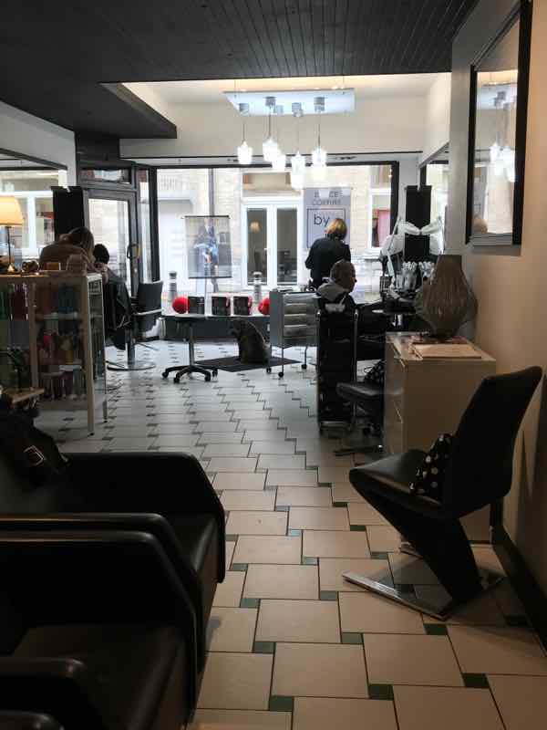 Salon de coiffure à remettre à Jambes - Namur