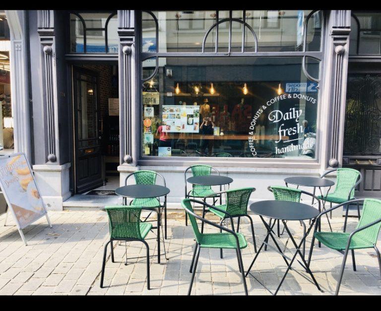 coffee shop à remettre Anvers