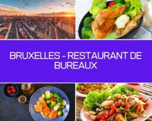 restaurant bruxelles quartier bureaux