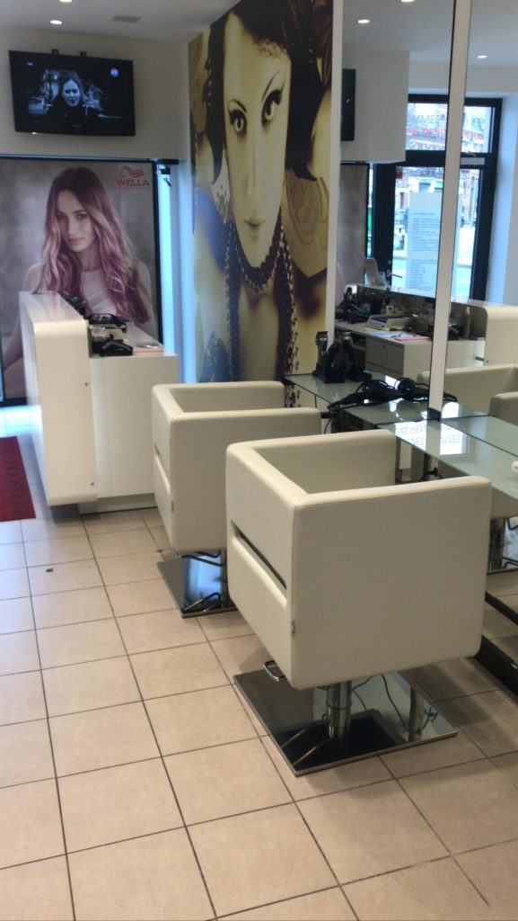 Salon de coiffure à remettre à Bruxelles