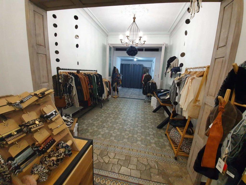 Magasin de vêtements à remettre à Andennes