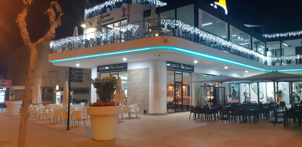 Tapas - Bar - Restaurant - BORD DE MER - ESPAGNE