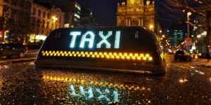 société de taxi bruxellois à remettre