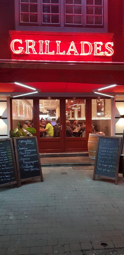 Beau restaurant à remettre à Bastogne