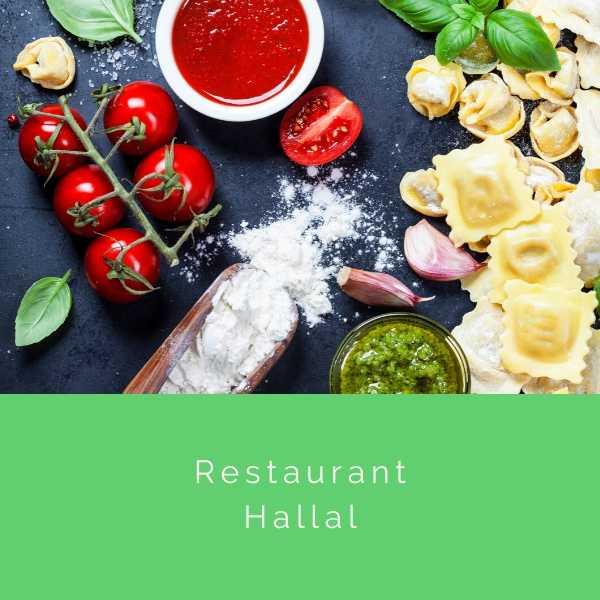 restaurant hallal à remettre Schaerbeek