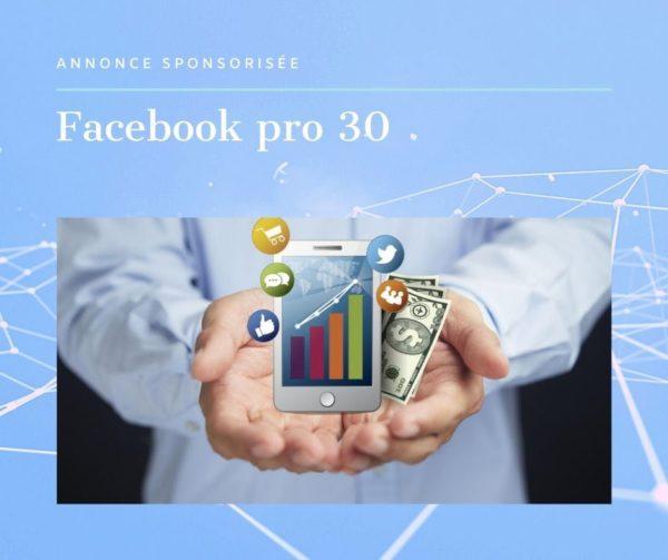 Facebook Pro 30