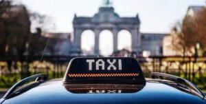 Cession de société de taxi à Bruxelles