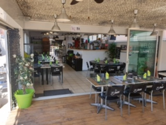 France Hérault: Restaurant Saisonnier bord de mer