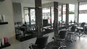 Salon de coiffure à remettre près de Verviers et/ou rez-de-chaussée à vendre