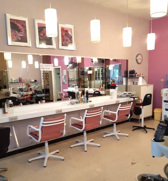 salon de coiffure à remettre à Laeken