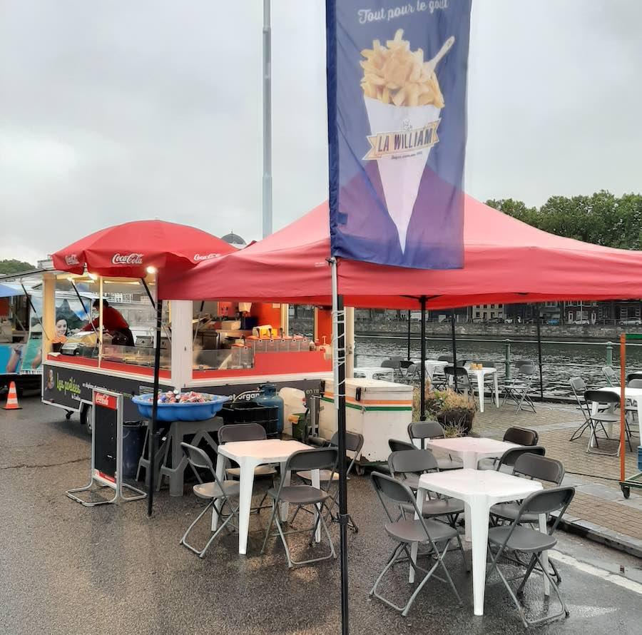 food truck à vendre Liège
