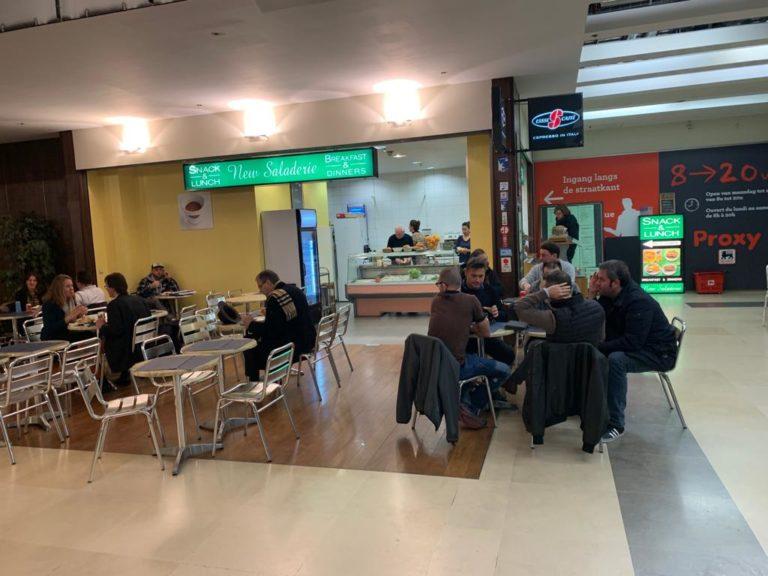 sandwicherie à remettre à Bruxelles
