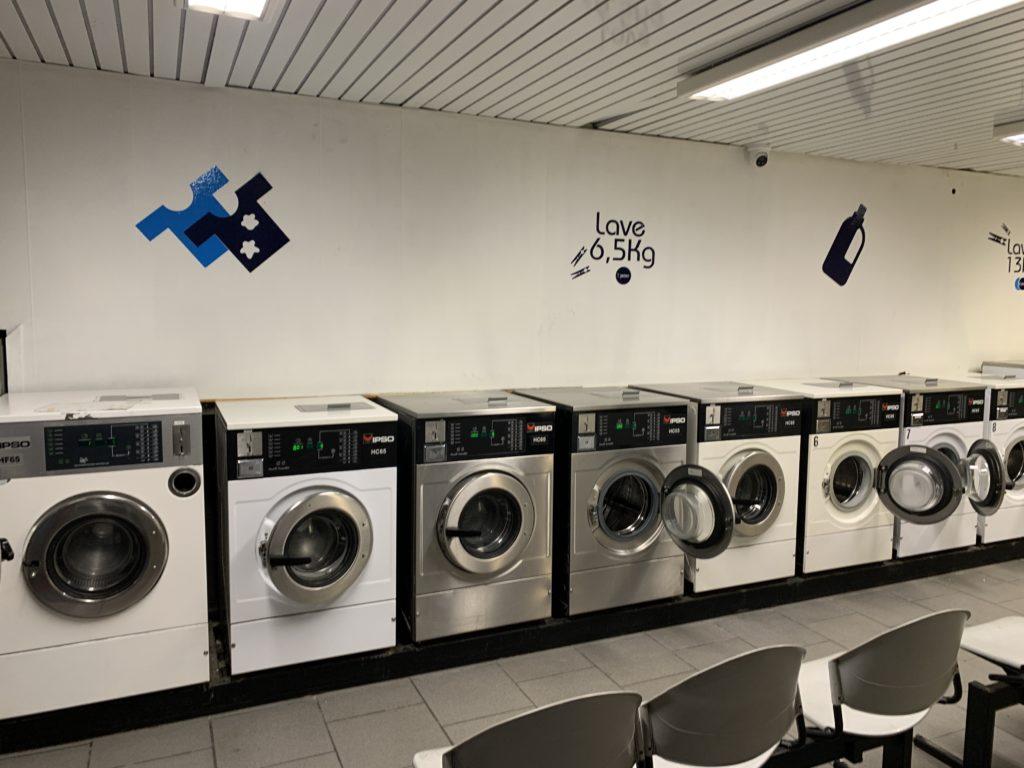 Lavoir automatique - région de Liege