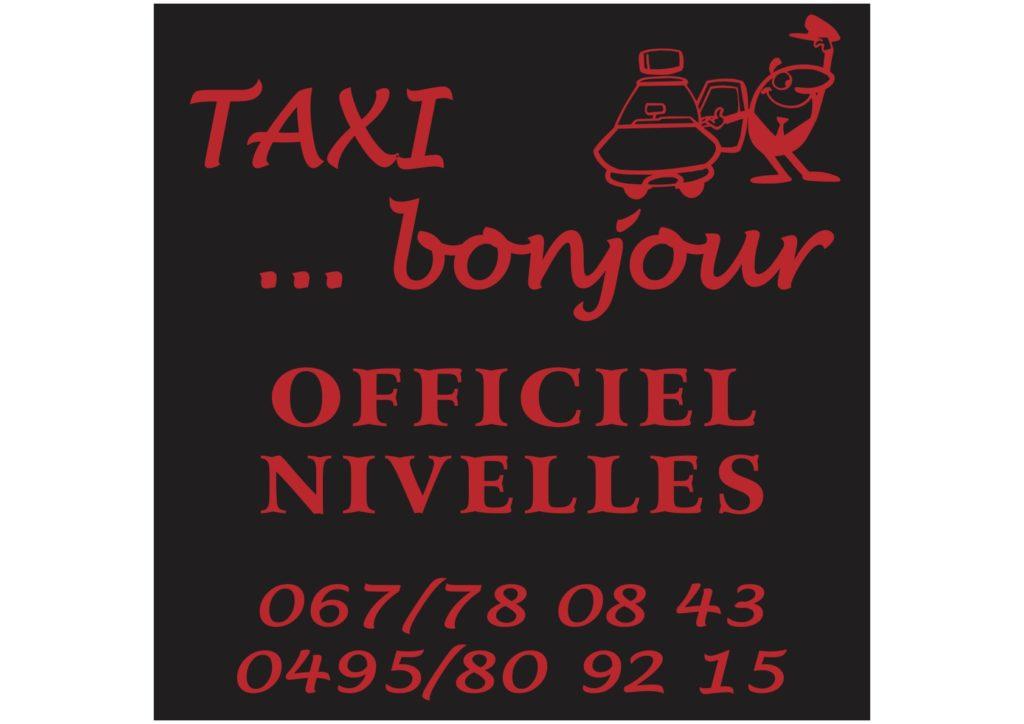 Taxi cède une plaque taxi sur Nivelles