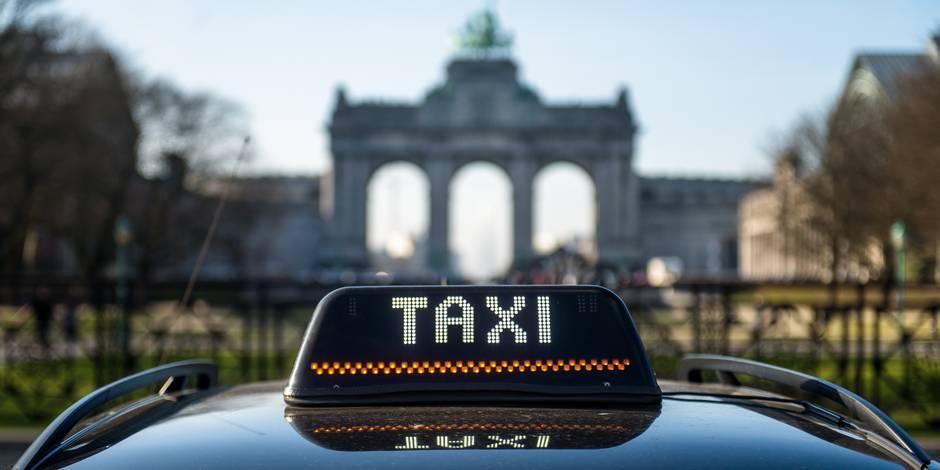 Licence Taxi de Bruxelles à céder 50% de la société.