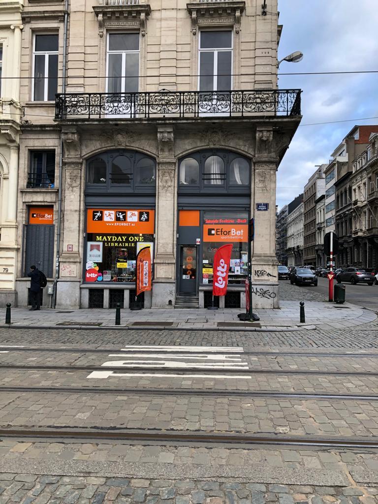 Commerce à remettre à Bruxelles