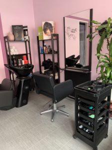 Salon de coiffure et d'esthétique à remettre à Bruxelles