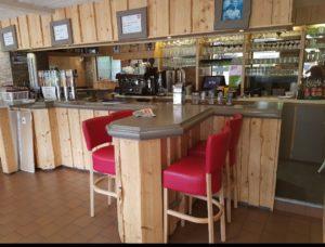 Très beau bar restauration rapide
