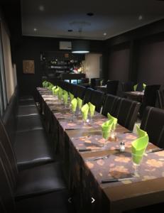 Restaurant très bien situé à Andenne