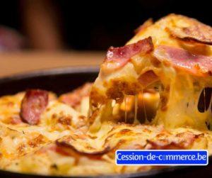 pizzeria snack à remettre Etterbeek