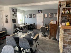 Restaurant complet à remettre à Ransart (Charleroi)