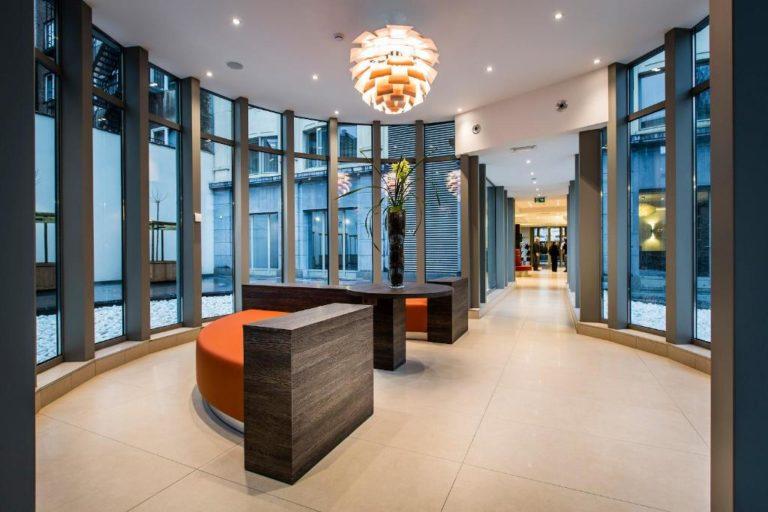 hôtel 4 étoiles à vendre à Bruxelles