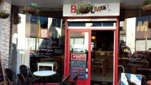 Café culturel à céder, Schaerbeek (Helmet)